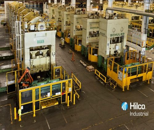 Automotive Transfer, Tandem Press Lines, and Coil Processing Lines