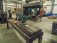 """Grizzly G9970 24"""" Radial Drill Press"""