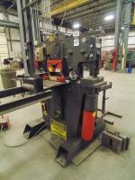 Edwards 55-Ton Hydraulic Ironworker