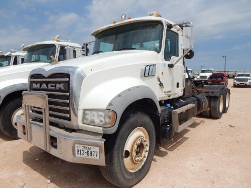 Mack Tractors
