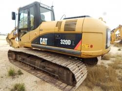1 - Caterpillar  320DL   Hydraulic Excavator