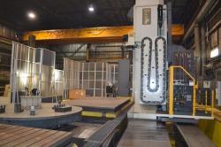 1 - FPT  Spirit 200  Floor-Type CNC Horizontal Boring Mill