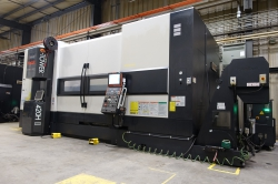 1 - Mazak  Integrex e-420H-ST II G  5-Axis, Twin-Spindle CNC Turning & Milling Centres