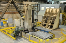 1 - Toshiba  BF-130B  Floor-Type CNC Horizontal Boring Mill