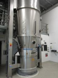 1 - Glatt  GPCG 300   1020-Liter Top-Spray Type Fluid Bed Dryer & Granulator